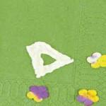 Διακόσμηση Παιδικού Πάρτυ, Χαρτοπετσέτες με Μονόγραμμα