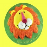 Τούρτα Λιοντάρι για Παιδικό Πάρτυ Γενεθλίων