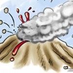 Πως Γίνεται η Έκρηξη στα Ηφαίστεια;