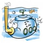 Πώς Μένουν τα Υποβρύχια Κάτω από το Νερό;