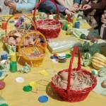 Πασχαλινή γιορτή-BAZAAR βιβλίων στο Τελλόγλειο