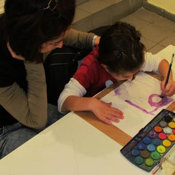 Ζωγραφική με τους Γονείς