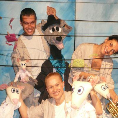 Θέατρο Κούκλας- τα 7 κατσικακια-giamamades.gr-photo