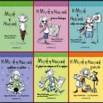 Παιχνίδι με αφορμή τα βιβλία Μιμή η Νευρική