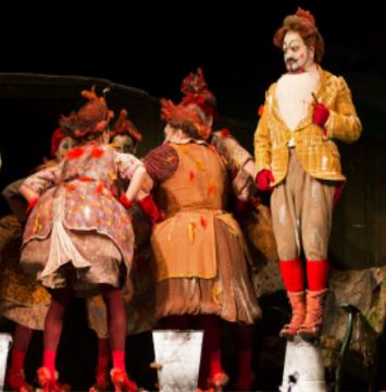 Η πονηρή αλεπουδίτσα στο θέατρο Ολύμπια