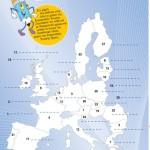 Ζωγράφισε την Ευρώπη