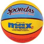 Μπάλα μπάσκετ, με 25% λιγότερο βάρος, σε μέγεθος 5