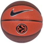 Μπάλα μπάσκετ από τη Nike Elite Competition – Euroleague 4 panel