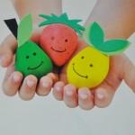 Διακόσμηση για Μπουφέ Παιδικού Πάρτι με Μπαλόνια Φρουτάκια
