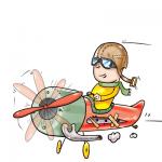 Γιατί τα Φτερά των Αεροπλάνων έχουν Καμπυλότητα;